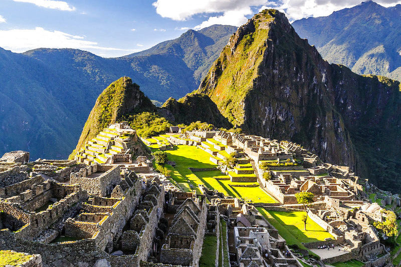One Day Trip to Machu Picchu By Train from Cusco