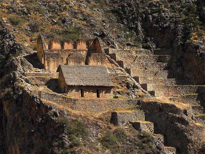 Cachicata Trek to Machu Picchu
