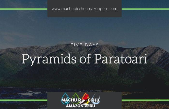 Pyramids of Paratoari