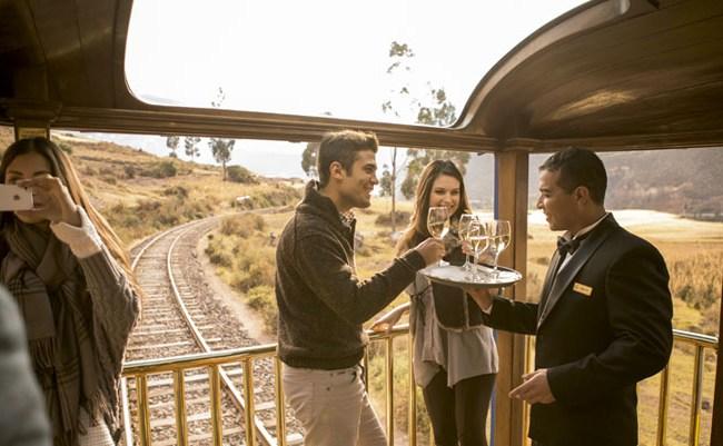 O que esperar dos trens que vão à Machu Picchu?