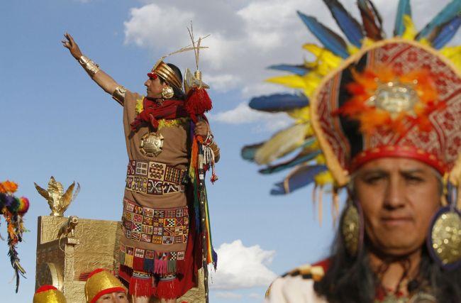 Cusco se prepara para o Inti Raymi (Festa do Sol) 2018