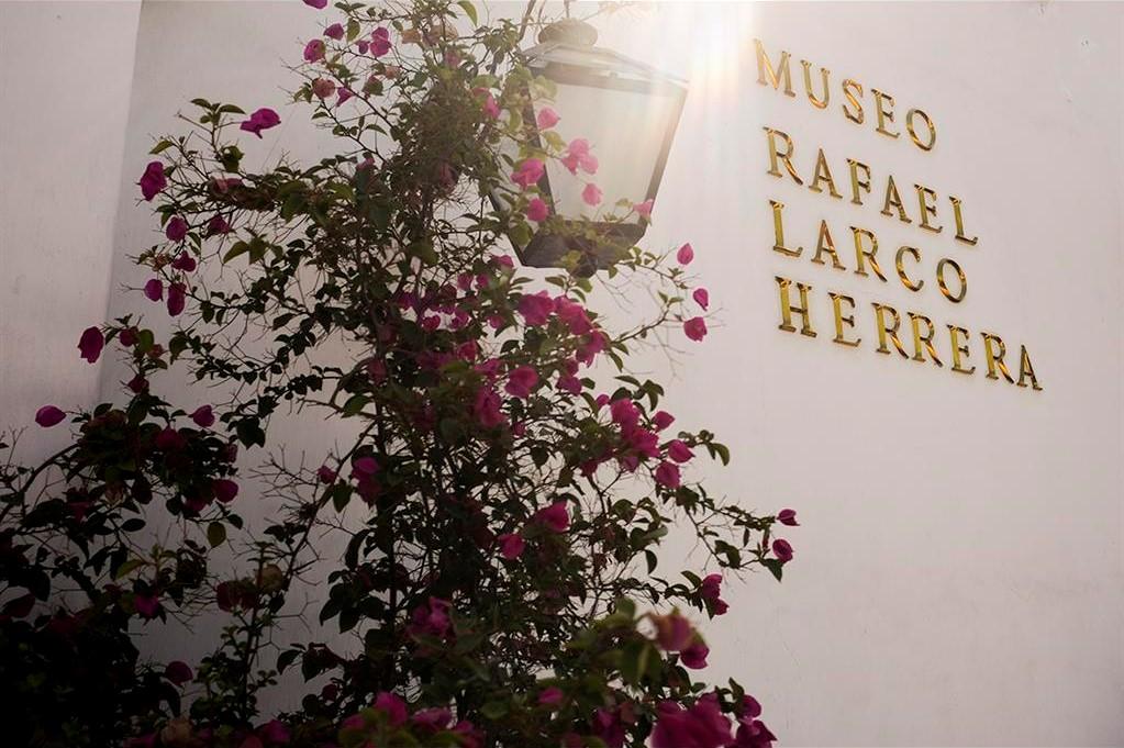 Museu Larco, Lima, Peru, Machu Picchu Brasil