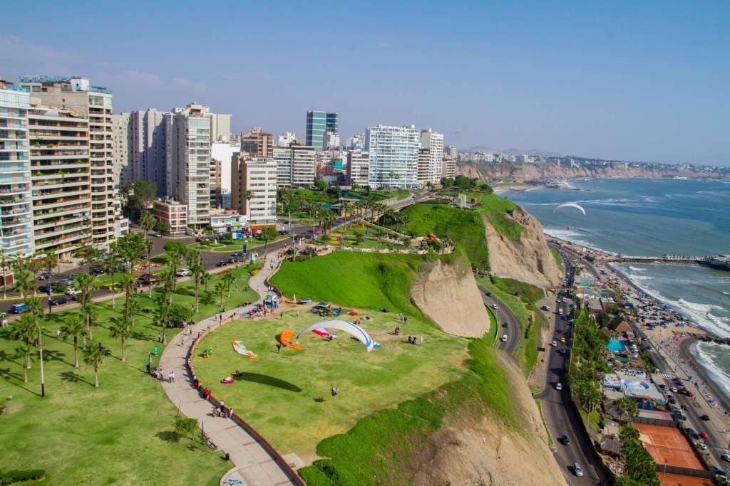 Lima, a capital peruana