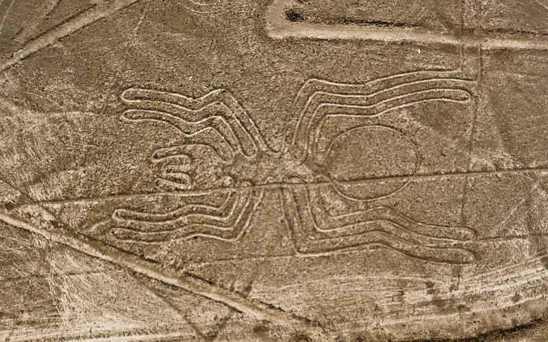 Linhas de Nazca, Peru