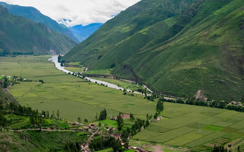 Vale Sagrado dos Incas, no Peru