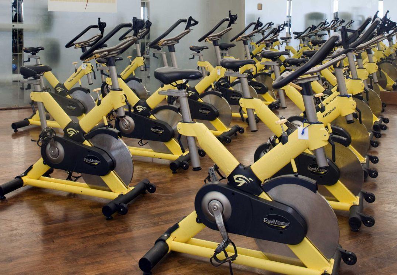 Fitness Center no JW Marriott Hotel Lima