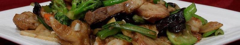 Wa Lok é especializado em culinária cantonesa, mas o cardápio contém pratos de outras regiões da China