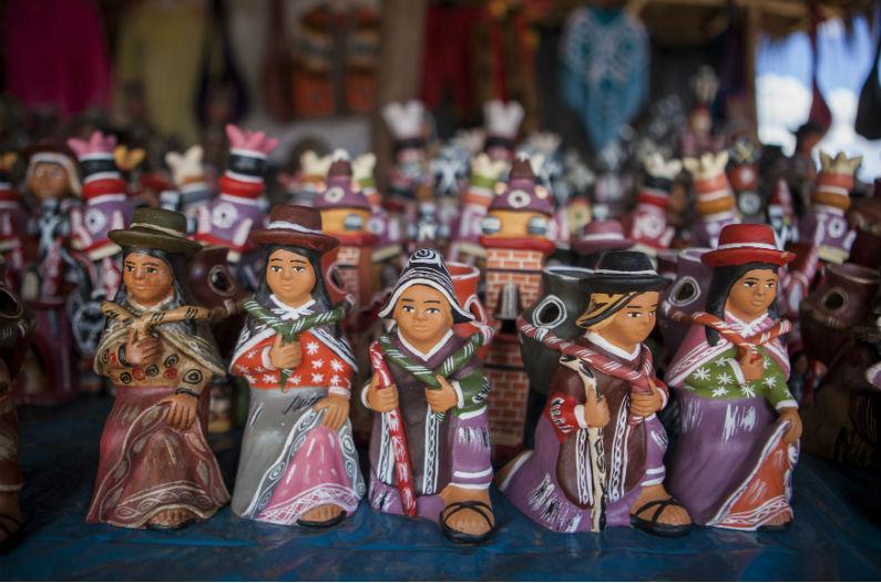 Artesanato peruano