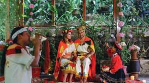 Lua de mel no Peru: casamento andino
