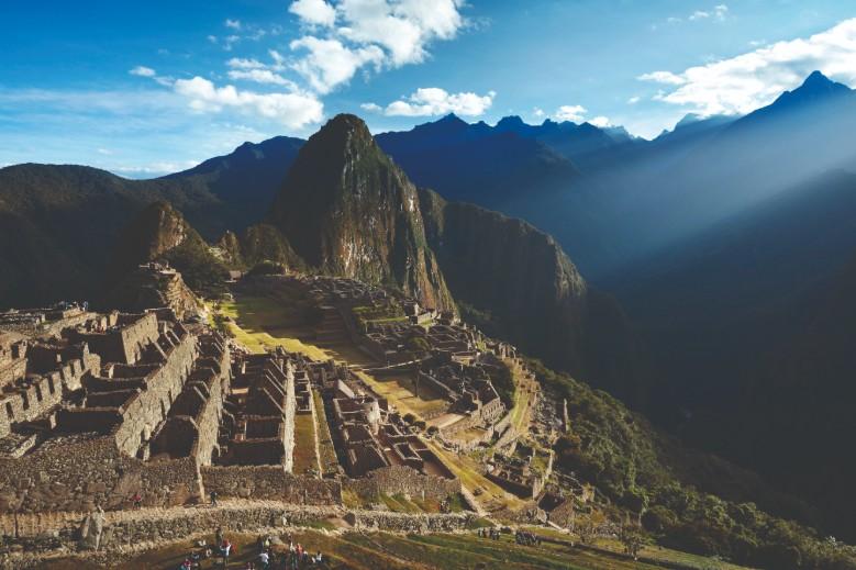 Como chegar em Machu Picchu