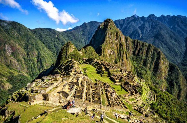 Como é visitar Machu Picchu em fevereiro?