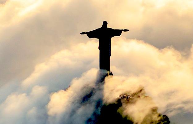 Cristo Redentor, uma das Sete Maravilhas do Mundo