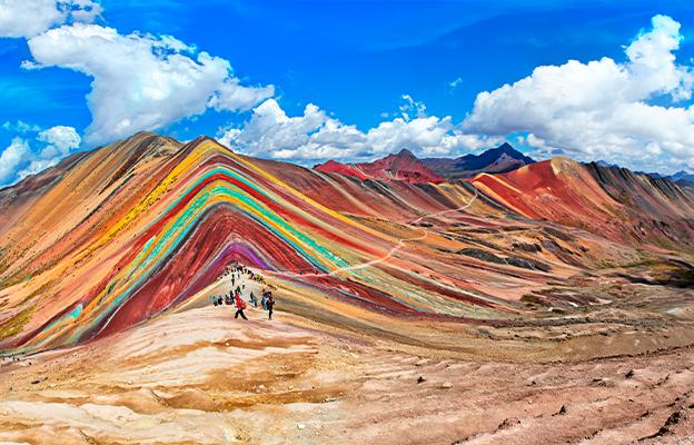 Paisagens do Peru - Cerro Colorado