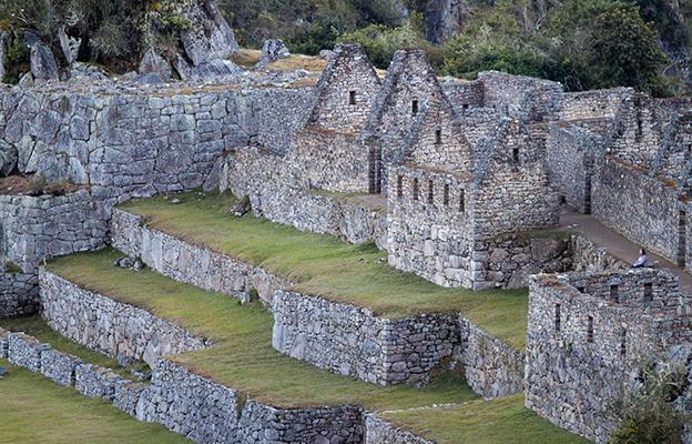 O que fazer em Machu Picchu: percorra o Setor nobre