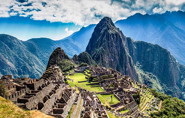 Esclarecimentos da abertura de Machu Picchu