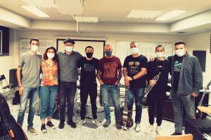 Improvisation Workshop at Conservatorio Superior de Música de Gran Canaria