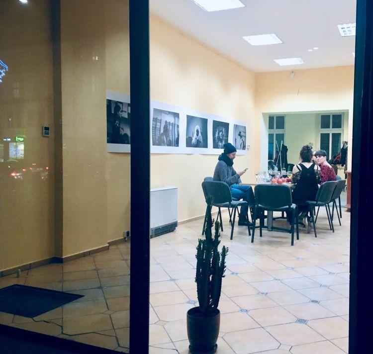 Wernisaż fotografii Kuby Burzyńskiego