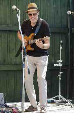 Maciek At Okoroire Blues Festival, 28 Feb 2015