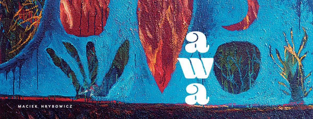 AWA album cover artwork