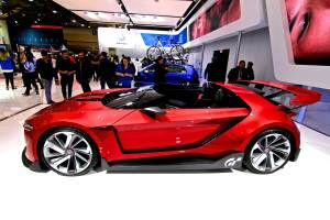 VW, 2016 Canadian International Auto Show