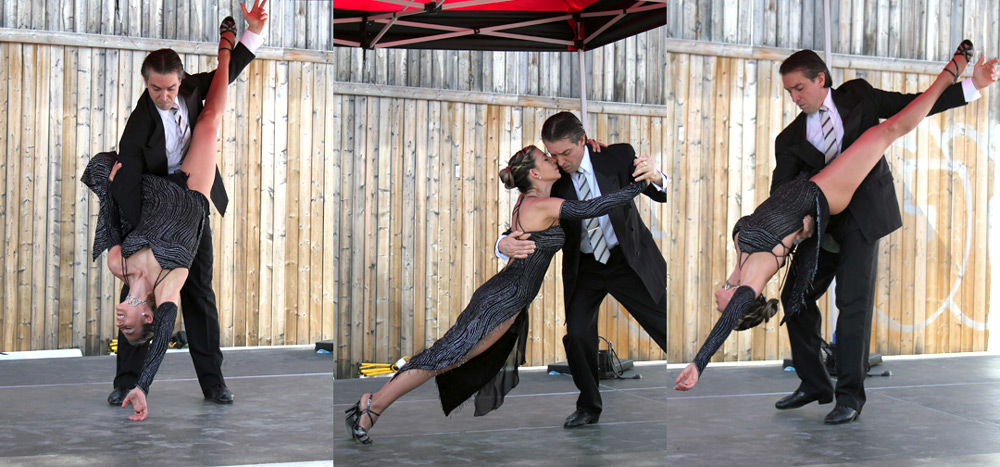 Toronto, Tango, Dancers, Salsa on St Clair, Salsa, Romance,