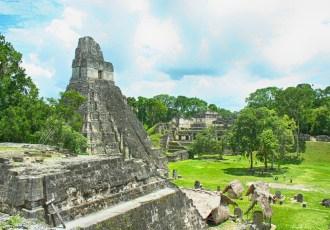 Tikal, Lost City, Guatemala, Tourism, Photography