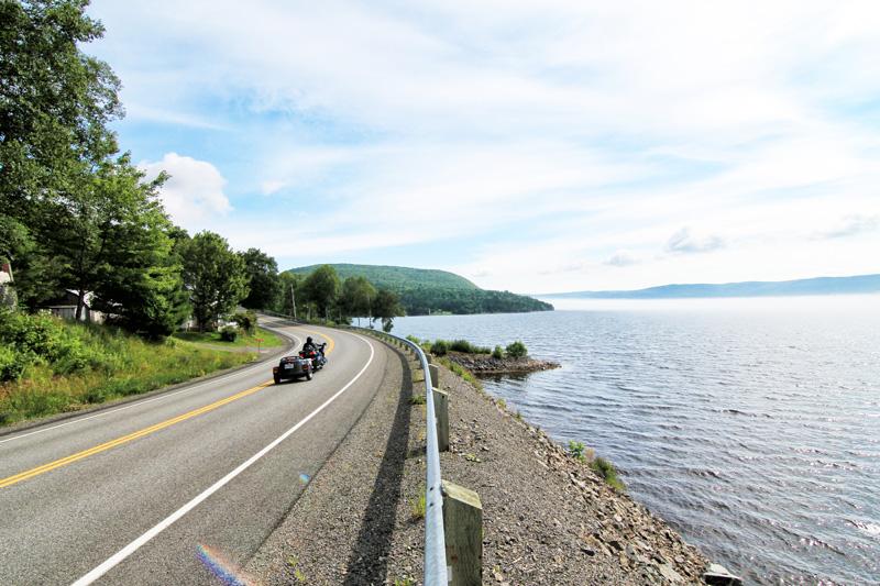 Motorcycle, Cape Breton, Cabot Trail, Nova Scotia