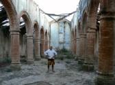 Ruin of Kipili Mission church built in 1895
