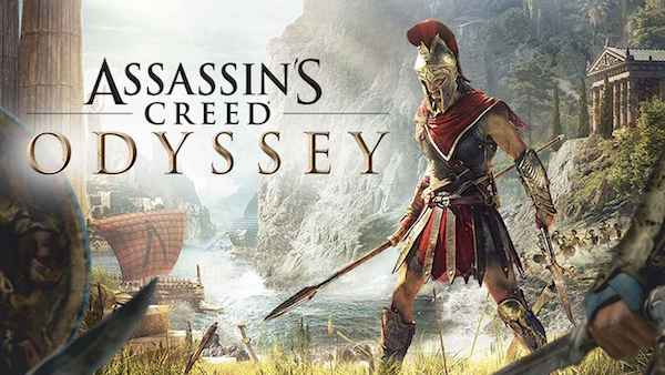 Assassins Creed Odyssey Mac OS