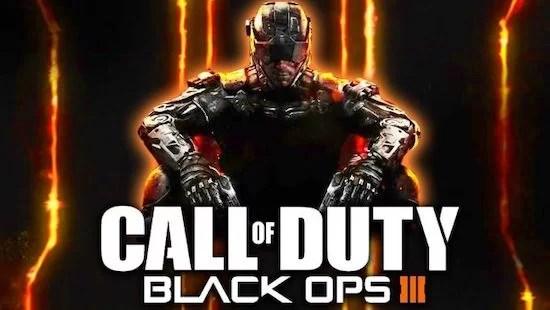 Call of Duty Black Ops 3 macbook