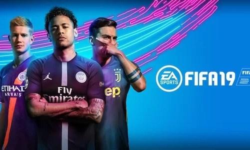 FIFA 19 Mac OS