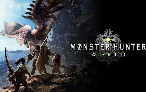Monster Hunter World Mac Jeu