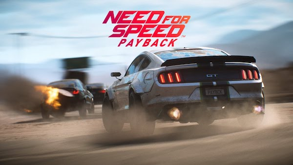 Need for Speed Payback Mac OS