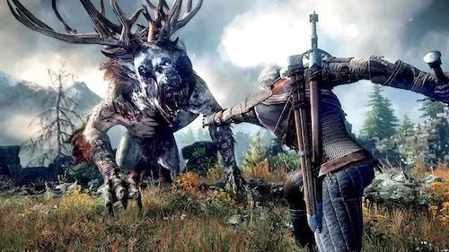 The Witcher 3 Wild Hunt Mac OS