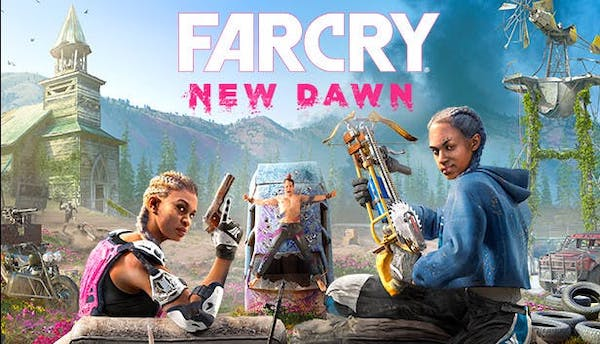 Far Cry New Dawn Mac OS