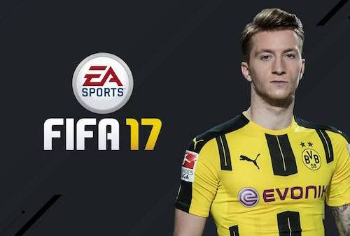 FIFA 17 Mac OS
