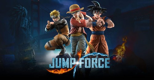 Jump Force Mac OS