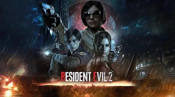 Resident Evil 2 Mac OS