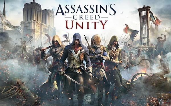 Assassins Creed Unity Mac OS
