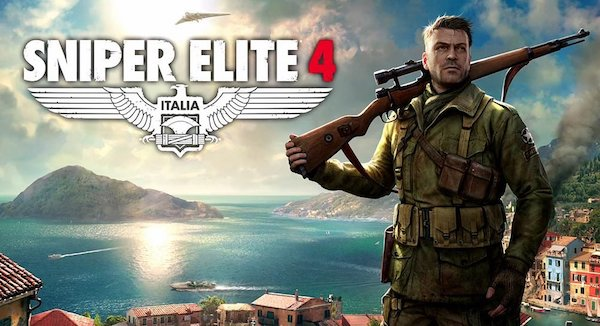 Sniper Elite 4 Mac OS