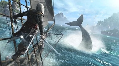 Assassins Creed 4 Black Flag Mac OS