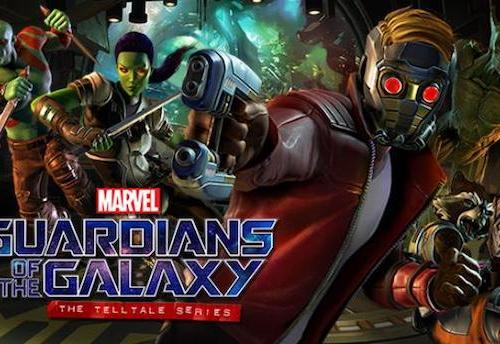 Guardians of the Galaxy Mac OS