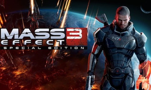 Mass Effect 3 Mac OS
