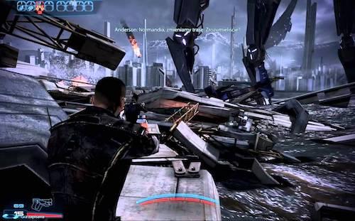Mass Effect 3 Mac OS