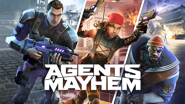 Agents of Mayhem Mac OS