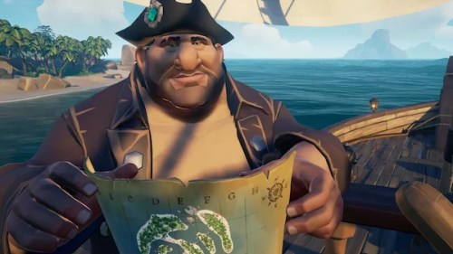 Sea of Thieves Mac OS