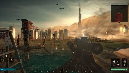 Deus EX Mankind Divided Mac OS