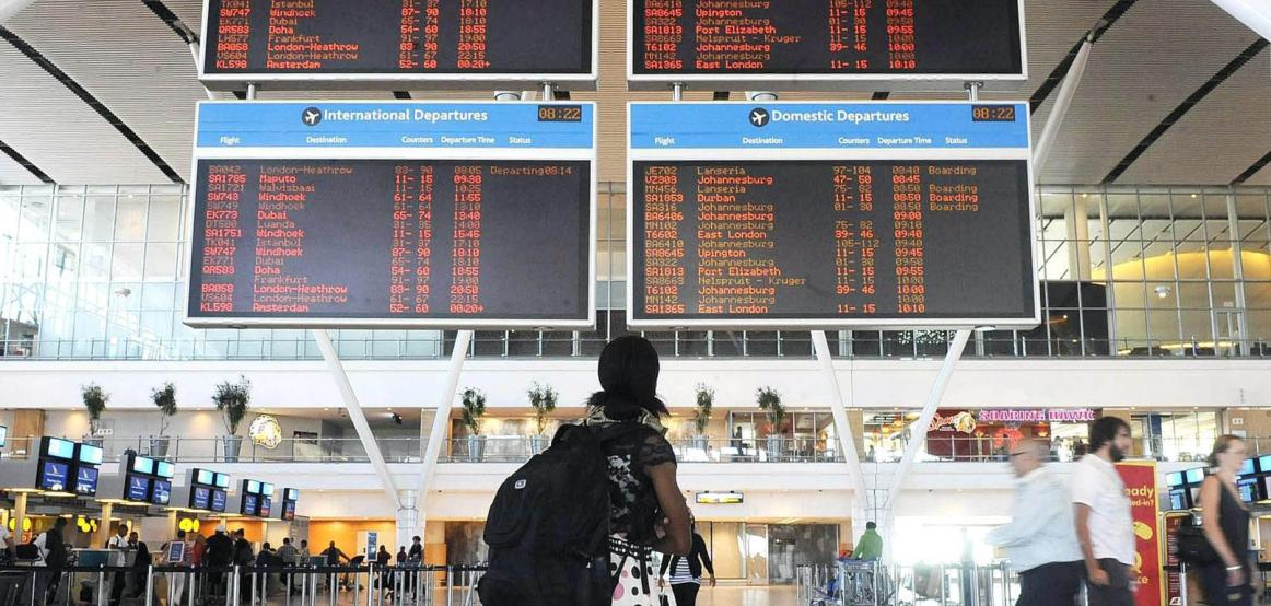 Cape Town Airport. Credit: IOL