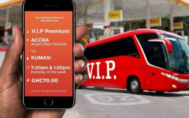 Ghanaian startup, myTicketGH creates digital convenience for VIP bus passengers