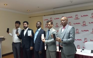 India's Lava Mobile Enters Ghana's Market With Affordable Mobile Phones